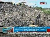BP: Ika-14 na anibersaryo ng Payatas tragedy, ginunita