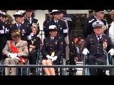 RTI1/43 pays rendent hommage aux militaires tombés au combat au 57ème pélérinage international