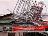 Zaldarriaga: 9% na lang ng mga Meralco customers sa Metro Manila ang wala pang kuryente