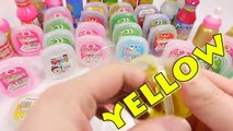 1000 Degree Knife VS Combine Jelly Slime Learn Colors Slime Clay Icecream Toys