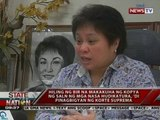 SONA: Hiling ng BIR na makakuha ng kopya ng SALN ng mga nasa hudikatura, 'di pinagbigyan ng SC