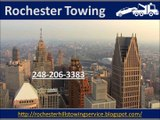 Rochester Towing (248) 206-3383