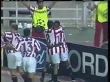20.09.2000 - 2000-2001 UEFA Champions League Group C Matchday 2 Olympiacos FC 2-1 Olympique Lyon