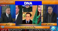 Nawaz Sharif Insulting Himself By His Own Way , There is Not Respected Way to Get Rid Off Panama Case - Ch Ghulam Hussai
