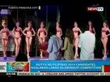 BP: Mutya ng Pilipinas 2014 candidates, naglaban-laban sa swimsuit competition