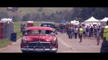 Manifestation de voitures sportives de collection Classic cars sport old car