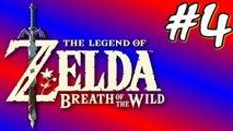 THE LEGEND OF ZELDA Breath Of The Wild Gameplay Walkthrough NINTENDO SWITCH-Wii U Nintendo Treehouse Live Demo #4