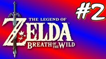 THE LEGEND OF ZELDA Breath Of The Wild Gameplay Walkthrough NINTENDO SWITCH-Wii U Nintendo Treehouse Live Demo #2