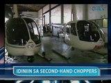 Saksi: Mike Arroyo, idiniin sa isyu ng second-hand helicopter sa pagdinig sa Sandiganbayan
