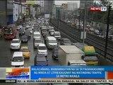 NTG: Malacañang, mamamagitan na sa MMDA at LTFRB kaugnay sa matinding traffic sa NCR