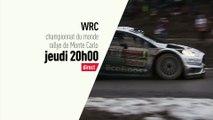 Rallye WRC - Monte Carlo : Championnat du Monde WRC bande-annonce