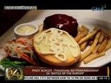"""24 Oras: Pinoy burger, itinanghal na pinakamasarap sa """"Battle of the Burger"""" sa New York"""