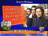 Imran Khan's media talk outside Supreme Court Jan 17 -  IK befitting reply to Pmln leaders lies