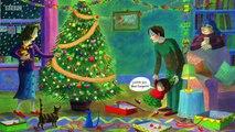 cBeebies Children Cartoon . CBeebies Bedtime Stories . s01e467 . Rosamund Pike - Merry Christmas Blue Kangaroo