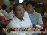 24 Oras: Trillanes at VP Binay, tuloy ang batuhan ng akusasyon tungkol sa Makati Parking building