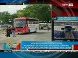 Mga bus galing Timog Luzon, hanggang sa South Station Bus Terminal sa Alabang na lang pwede