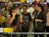 Donita Rose at Gladys Reyes, nagpasaya sa mall show ng 'Basta Everyday Happy'