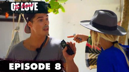 The Game of Love (Replay) - Episode 8 : Clash Carl vs Nadia !