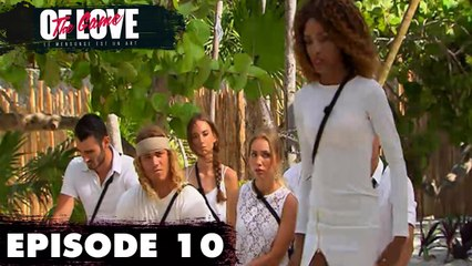The Game of Love (Replay) - Episode 10 : l'élimination surprise d'Ingrid !