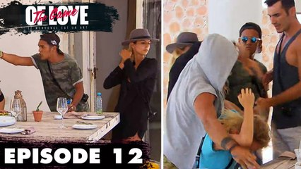 The Game of Love (Replay) - Episode 12 : Meddy et Nadia exclus du jeu !