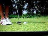 Soumia gaat golfen (TMF)