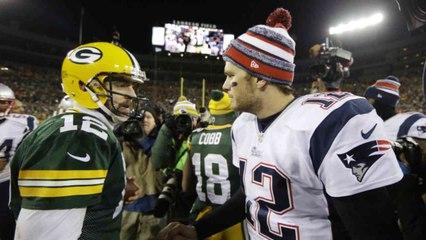 Former NFL DE: Handling Rodgers & Brady