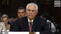 Let Me Count The Ways: Tillerson and Trump Don't Seem to Be on the Same Page