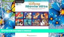 DOWNLOAD EBOOK Disney Movie Hits for Cello: Play Along with a Full Symphony Orchestra! Bk/online