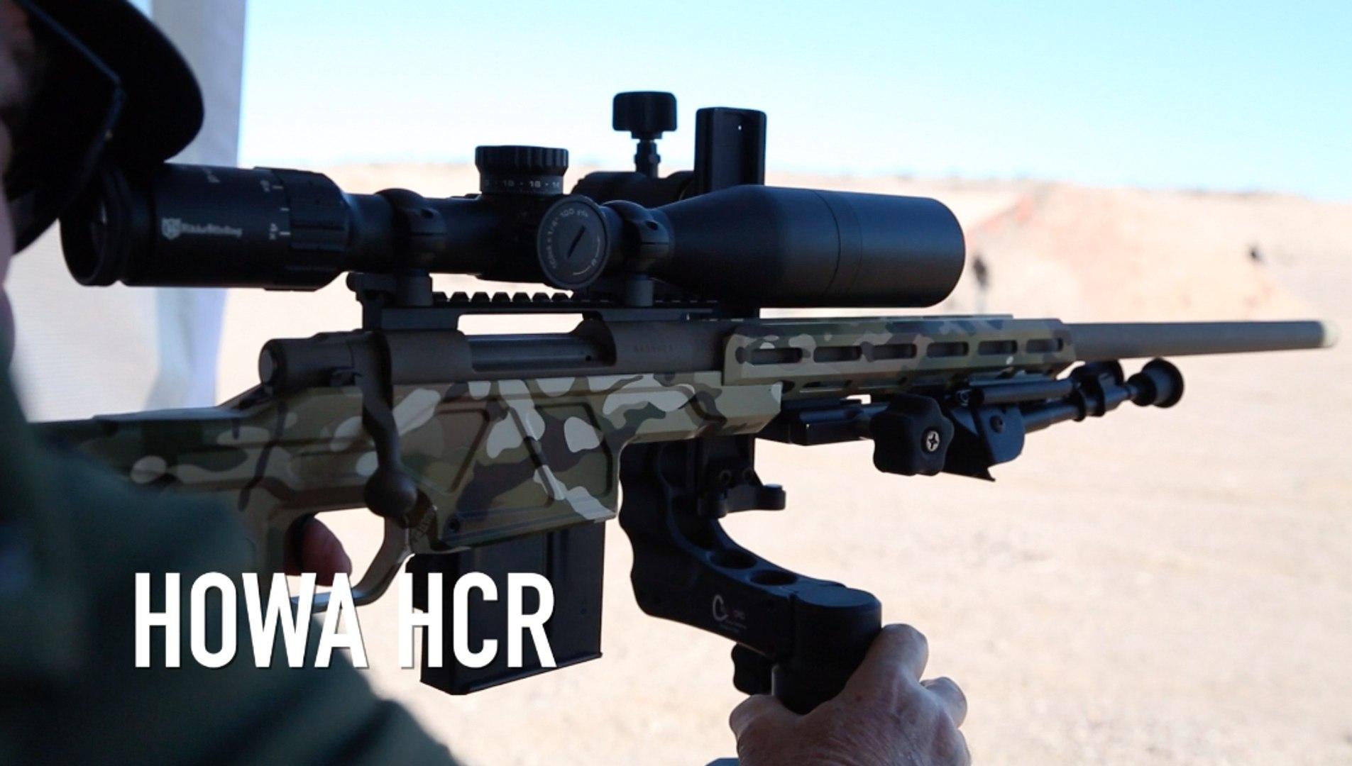 Howa HCR Guns t