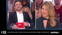 Il en pense quoi Camille : Camille Combal en couple avec Stéphanie Loire ? Philippe Lellouche balance (Vidéo)