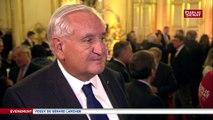 « La violence en toute circonstance doit être condamnée », réagit Jean-Pierre Raffarin après la gifle contre Manuel Valls