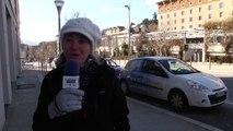 Hautes-Alpes : Le froid signe d'un bel hiver à Embrun