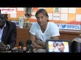 Football/Eléphants: les adieux de Hervé Renard, ex sélectionneur de la Côte d'ivoire