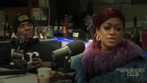 Trina On The Breakfast Club! Dating F*ck Boys, Why She Broke Up With Lil Wayne, French Montana, Love & Hip Hop Miami & More