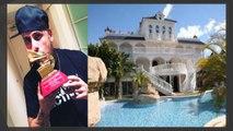 El estilo de vida de Nicky Jam en un video - Nicky Jam Enseña su mansion Entera