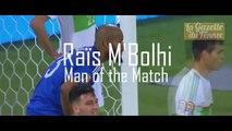 Raïs M'Bolhi - Man of the Match vs Zimbabwe - CAN 2017