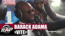 "Barack Adama ""Vite"" Feat. Jr O Crom, Lefa & H-Magnum #PlanèteRap"