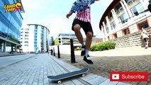 Best Skateboard Fail Compilation OF Laugh Zone / Funny Video/ Funny Fails