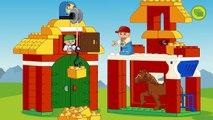 Lego Duplo IceCream l Cute and Fun Animations Lego Education Game for Preschoolers