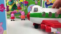 Peppa Pig Loves to Fly! Peppa Pig Air Peppa Jet - Animated Cartoon Peppa Pig new Toy Collection