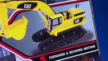 CAT MASSIVE MACHINE EXCAVATOR REMOTE CONTROL RC MIGHTY MACHINE & TRUCK TOYS FOR KIDS