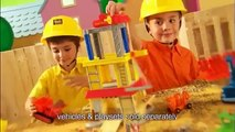 Best 7 Fireman Sam Feuerwehrmann Sam Strażak Sam Bob The Builder Bob Budowniczy TV Full HD Ad