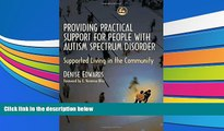 Audiobook  Providing Practical Support for People With Autism Spectrum Disorders: Supported Living