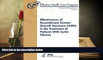 PDF  Effectiveness of Recombinant Human Growth Hormone (rhGH) in the Treatment of Patients With