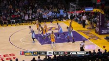 NBA 2016/17: Denver Nuggets vs LA Lakers - Highlights - Highlights - (17.01.2017)