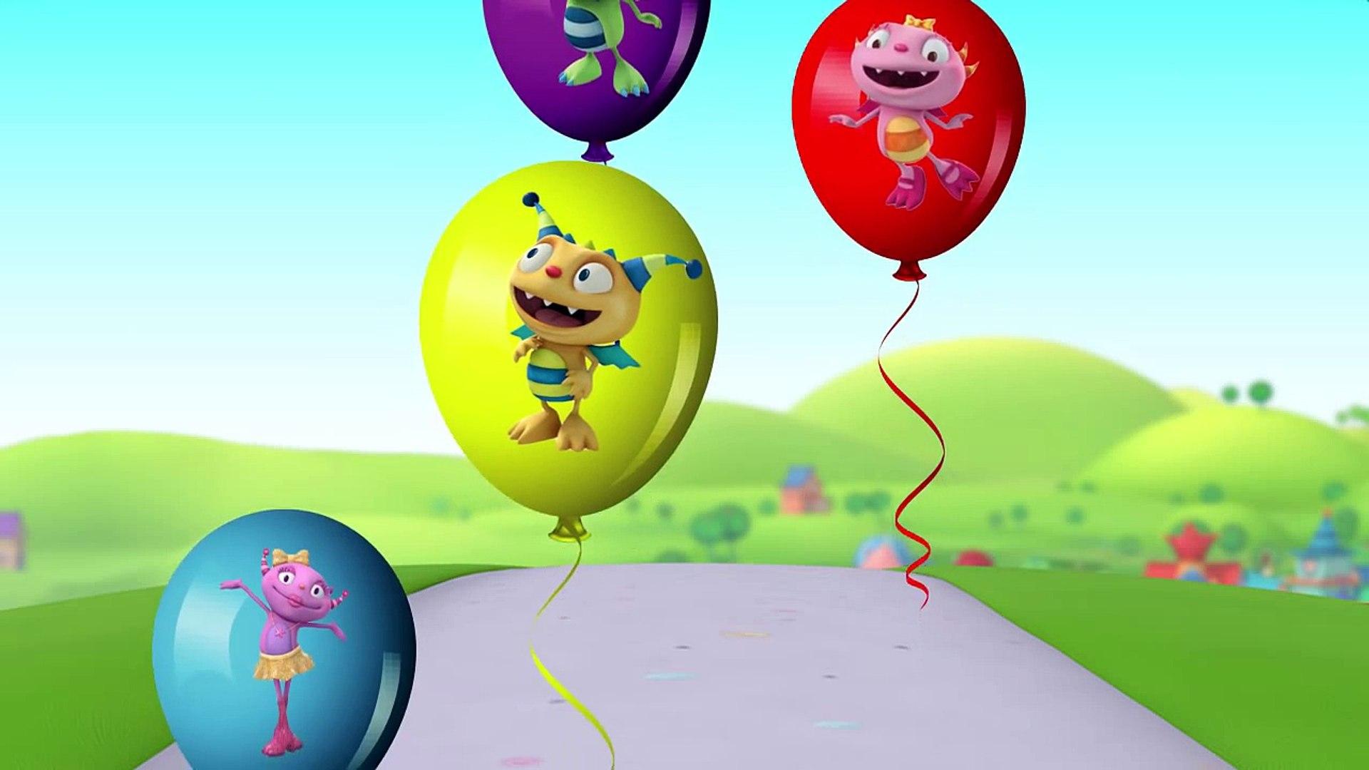 HENRY HUGGLEMONSTER ABC Song Alphabet Song ABC Nursery Rhymes ABC Song for Children