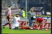 31.10.1995 - 1995-1996 UEFA Cup 2nd Round 2nd Leg Olympiacos FC 2-1 Sevilla FC (After Extra Time)
