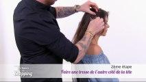 Comment faire une coiffure simple avec des tresses?