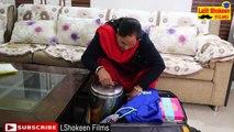 When Desi go Abroad - - Lalit Shokeen Comedy -