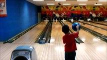 Rater un tir impossible à rater en Bowling... Boule dans la rigole malgré les glissières